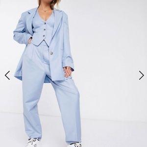 ASOS DESIGN extreme dad 3 piece suit